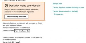 How to Transfer Domain for Godaddy to Namesilo
